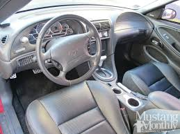 2003 Chevy Impala Interior 1994 2004 Ford Mustang Interior Upgrades Mustang Monthly Magazine
