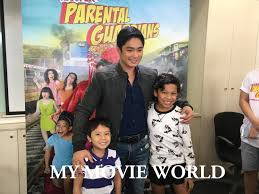 my movie world the super parental guardians early christmas