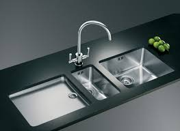 Chloe At Home  Finding A Kitchen Sink Celebrate  Decorate - Contemporary kitchen sink