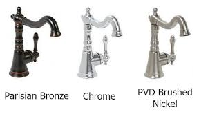 Bathroom Faucets Colors Beautiful Bathroom Faucet Finishes Home Bathroom Fixture Finishes