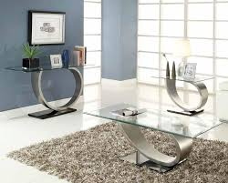 Glass Modern Coffee Table Sets 2018 Best Of Modern Metal Coffee Tables
