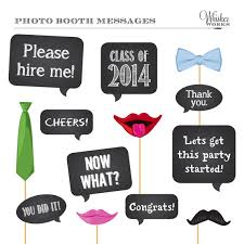 graduation signs diy photo booth chalkboard signs and props graduation