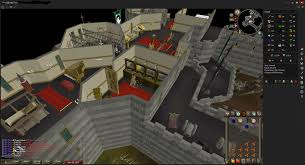 til there is a bank 3rd floor of the kourend kingdom 2007scape