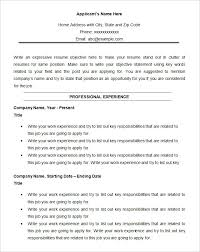 chronological resume template best assignment writing tips and services assignmentsupport uk