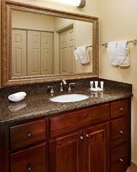 dark bathroom vanity home design