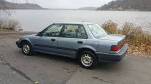 1990 honda accord dx honda civic sedan 1990 blue for sale 1hged3645la091286 1990 honda