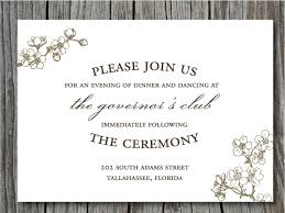 wedding ceremony invitation wording script and block lettering wedding design inspiration