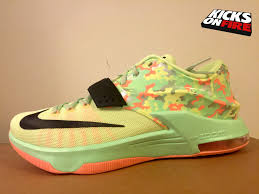 easter kd kof exclusive look at the nike kd 7 easter kicksonfire