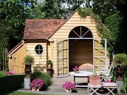 oak frame garden buildings period living