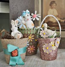 vintage easter decorations this year s vintage easter decorations just vintage home
