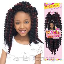 crochet braids kids harlem125 synthetic hair crochet braids mochi twist 10