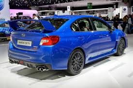 subaru malaysia new subaru wrx sti makes euro debut in geneva