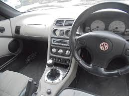 toyota altezza interior 2003 mg tf 135 sunstorm being auctioned at barons auctions