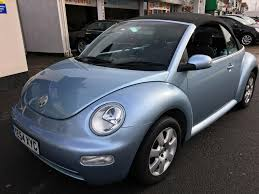 used volkswagen beetle 1 9 for sale motors co uk