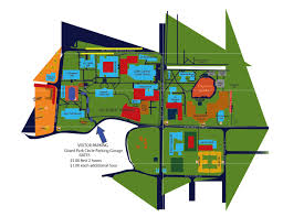Map Of Lafayette Louisiana by Visitor Parking Office Of Transportation Services