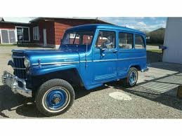 willys jeep pickup for sale 1958 willys jeep wagon for sale classiccars com cc 979867