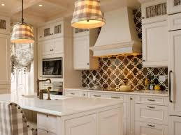 Kitchen Cabinet Countertop Color Combinations Warm Kitchen Color Schemes Wooden Stained Kitchen Cabinet Large