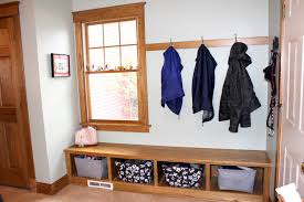 how to keep your entry u0026 mudroom organized