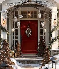 oversized ornaments for porch porch