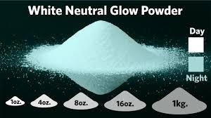 Glow In The Dark Planters by Glow In The Dark Neutral Glow Powders Glonation