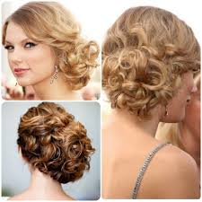 Messy Formal Hairstyles by Buns To The Side Hairstyle Bridesmaid Hairstyles Messy Side Bun