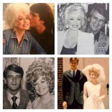 dolly parton wedding dress so this is why we never see dolly parton s husband carl dean