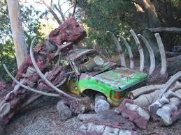 jurassic park tour car round the world in 80 days jurassic park