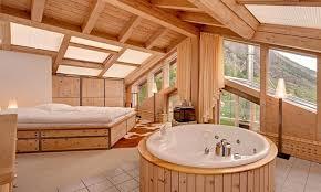 chambre avec suisse chambre à coucher dans un chalet à zermatt en suisse vacances