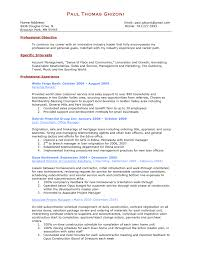 Sample Resume For Manager by Resume Sample Dance Resume For Audition Video Warehouse Dublin
