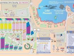 lake pleasant map lake pleasant cingmap wiring free printable images maps