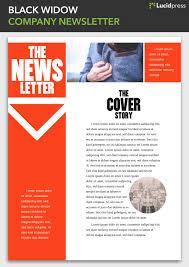 13 best newsletter design ideas lucidpress