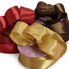 ribbon with wire woven in wired satin ribbons