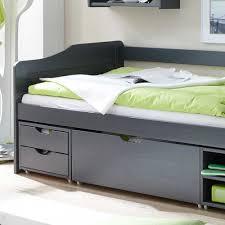 Schlafzimmer Bett Mit Schubladen Sofabett Breznia In Grau Mit Schubkästen Wohnen De