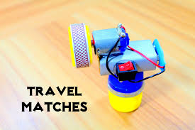 how to make easy travel matches match life hacks youtube