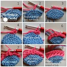 crochet pattern using star stitch my hobby is crochet starlight toddler slippers free crochet