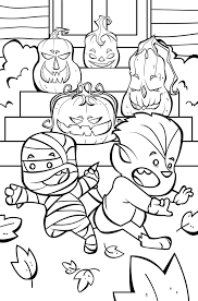 halloween coloring pages printables collection toddler halloween coloring pages printable pictures