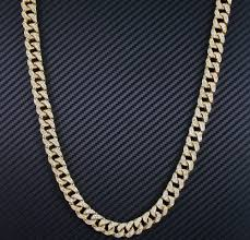 cuban chain necklace gold images 38 quot 13mm or 15mm iced out miami cuban 14k gold cuban chain jpg