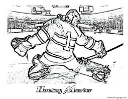 nhl coloring pages free download printable
