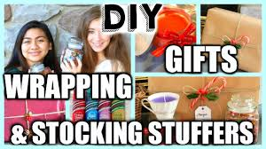 diy christmas gifts wrapping ideas u0026 stocking stuffers for