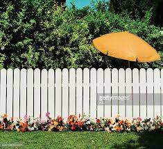 picket fence stock photos and pictures getty images