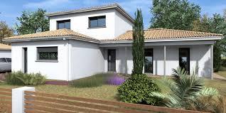 plan de maison a etage 5 chambres maison a etage maison maisons du midi modle de maison etage toit