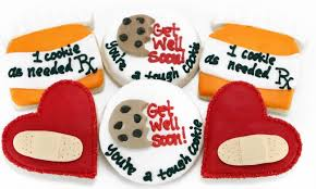 get well soon cookies get well soon cookies house cookies