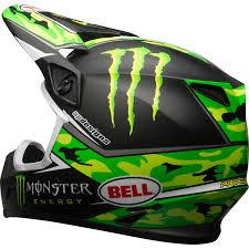 bell motocross helmet bell helmets mx 2017 mx 9 mips helmet pro circuit monster