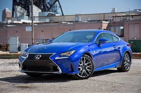 2015 lexus rc 350 review 2015 lexus rc 350 our review cars com