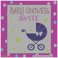 baby shower invitation unique animated baby shower invitations
