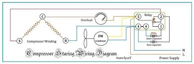 ac capacitor wiring diagram 4 wires wiring diagram simonand