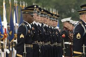 what are your thoughts on the dark blue us army service uniform
