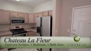 trailview eclipse floorplan 1 bed 1 bath chateau la fleur ii