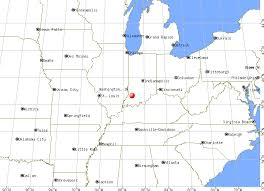 indiana map us where is kentucky location of kentucky kentucky us map map