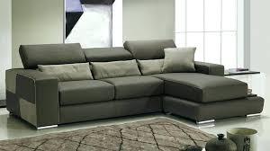 canapé d angle en simili cuir canape simili cuir marron canape convertible canape en 3 places